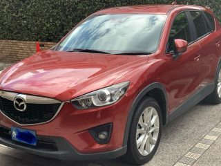 Mazda CX5 Red color - Diesel 2.2 for sale Tokyo