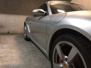 2006 Porsche Cayman front left side picture