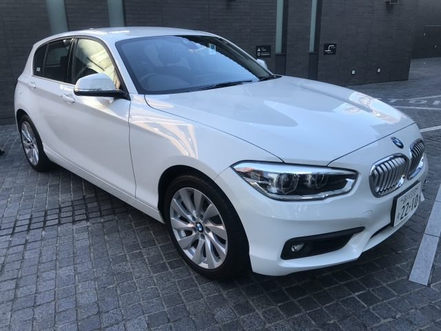 2016 BMW 118i picture Tokyo Japan