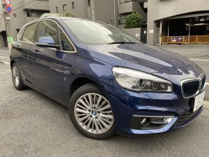BMW 2 Series Active Tourer Hybrid AWD picture