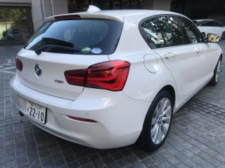 BMW 118 i for sale in Tokyo picture