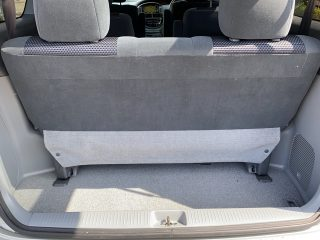 Rear internal section of the 2003 Toyota Estima