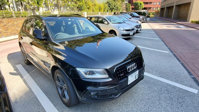 2017 Audi Q5 SLIne package picture
