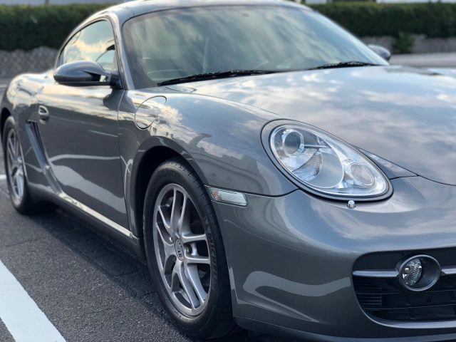 2008 Porsche Cayman for sale in Tokyo - Cayman front image