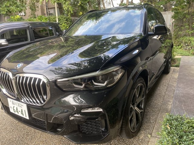 2020 BMW XDrive For Sale - front left image - Tokyo